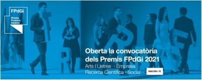 Premios Fundación Princesa de Girona 2021