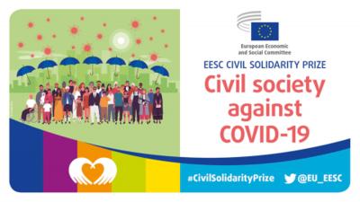 Está abierto el plazo para la presentación de candidaturas al Premio Solidaridad Civil del CESE
