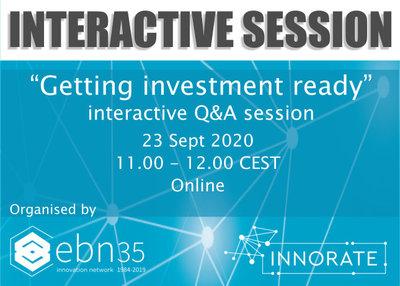 Preparando la inversión | InnoRate