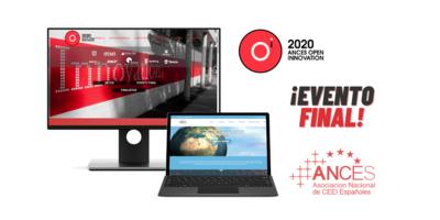 El evento final de Ances Open Innovation, la oportunidad definitiva para empresas tecnológicas de base innovadora