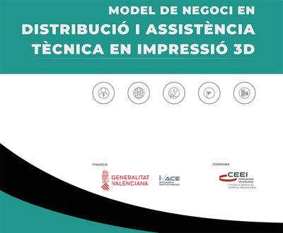 Distribució i assistència tècnica en impressió 3D