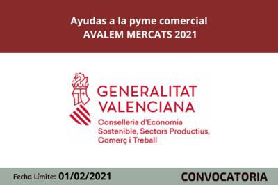 Ayudas Avalem Mercats 2021