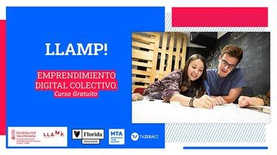 Florida Universitària organiza un webinar para lanzar el programa Llamp Digital