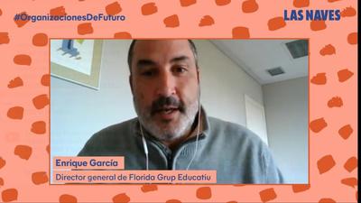 Florida Grup Educatiu participa en la jornada 'Reimaginando las organizaciones' de Las Naves