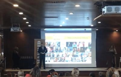 El abogado Pedro Albares, recibe el Premio Madrid Magazine 2021