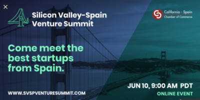 Encuentro startups e inversores Silicon Valley-Spain Venture Summit 2021