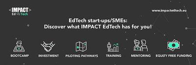 3ª Convocatoria IMPACT EdTech