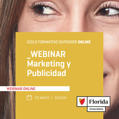 Webinar Ciclo Formativo de Marketing y Publicidad Online