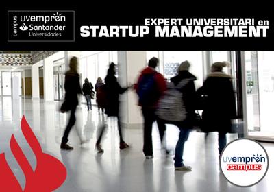Título de Experto Universitario en Startup Management